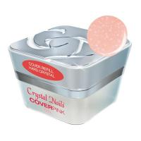 Cover refill hard crystal gel