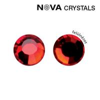 NOVA Crystal Strasszkő - Red SS3 (